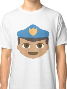 Police Officer, Cop Classic T-Shirt