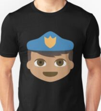 Police Officer, Cop Unisex T-Shirt