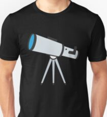 Telescope, Astronomy is my Passion Unisex T-Shirt