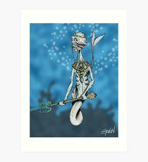 Prince Nogo Art Print