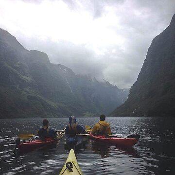Norway by StonyBE