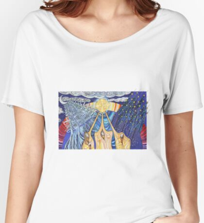 Lumen Gloriae Women's Relaxed Fit T-Shirt