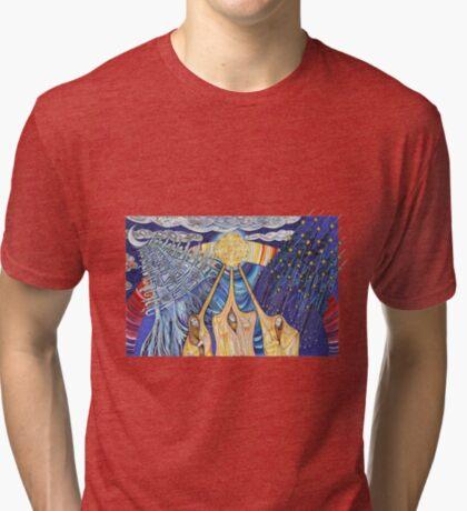 Lumen Gloriae Tri-blend T-Shirt