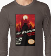 BLOODBORNE NES Long Sleeve T-Shirt