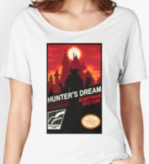 BLOODBORNE NES Women's Relaxed Fit T-Shirt