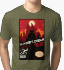 BLOODBORNE NES Tri-blend T-Shirt