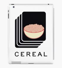 Cereal iPad Case/Skin