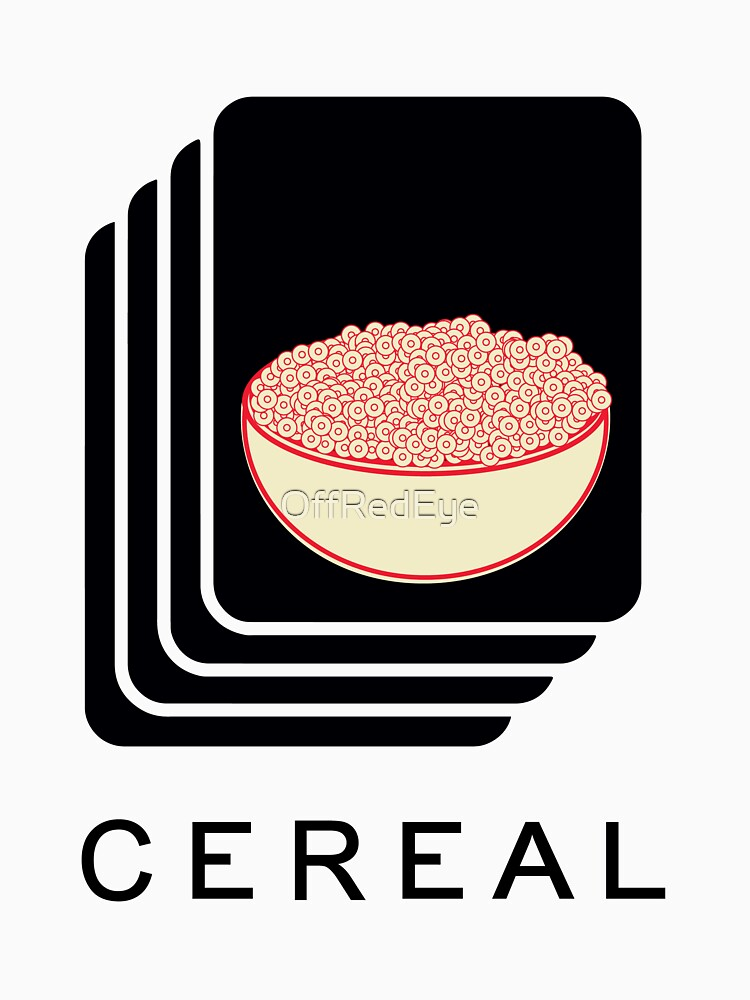 Cereal | Unisex T-Shirt