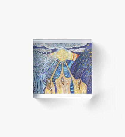 Lumen Gloriae Acrylic Block