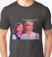 Guybrush and Elaine Unisex T-Shirt