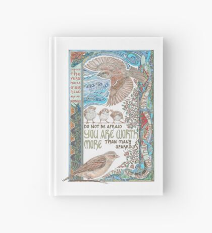 More than Many Sparrows Hardcover Journal