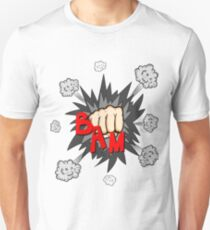Funny Comic book word  T-Shirt