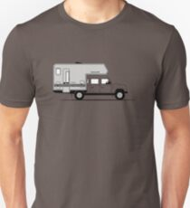 A Graphical Interpretation of the Defender 130 Double Cab Bimobil  T-Shirt