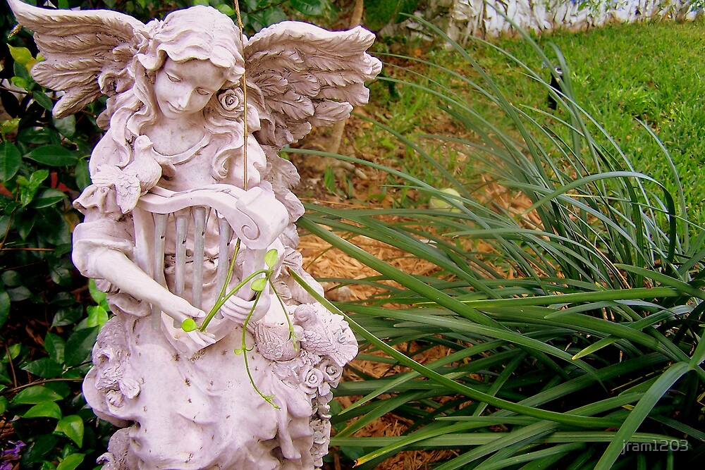 frontlawn angels by jram1203