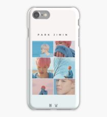 Jimin Spring Day Colours - 봄날 iPhone Case/Skin