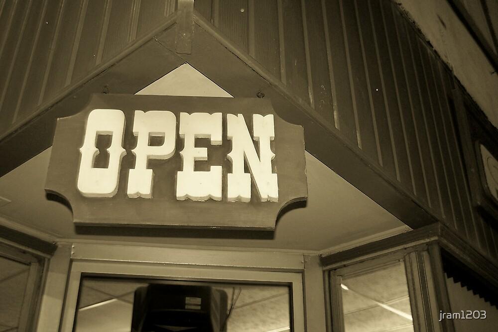 open by jram1203