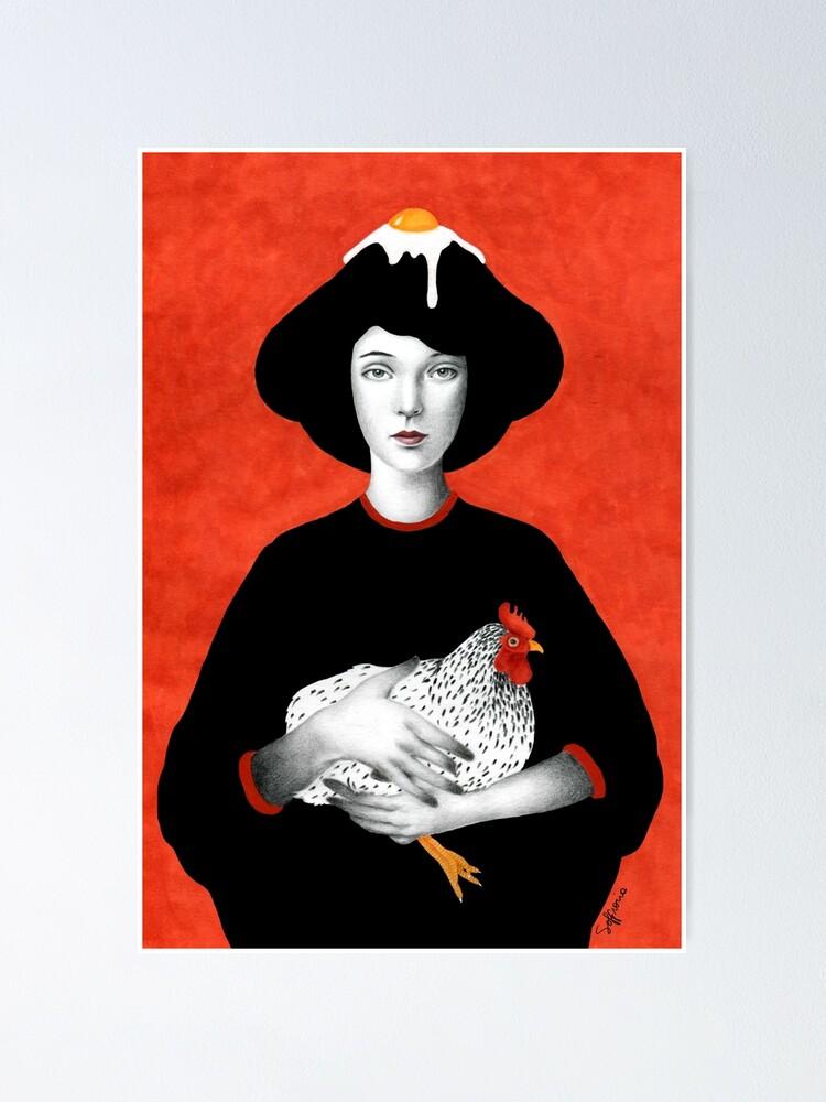 Alternate view of Ofelia Poster