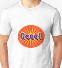 Funny Comic book word  Unisex T-Shirt