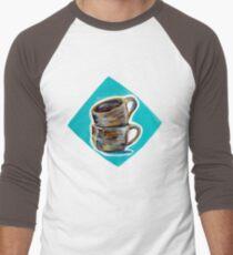 Cups Men's Baseball ¾ T-Shirt