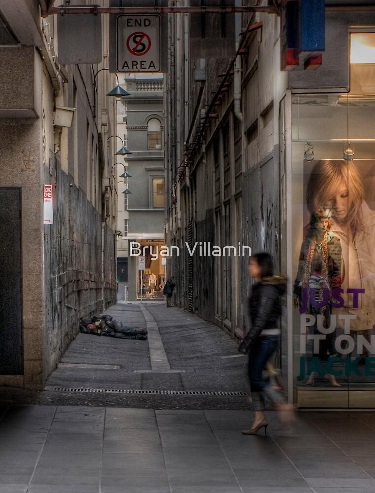 End Area 2 by Bryan Villamin