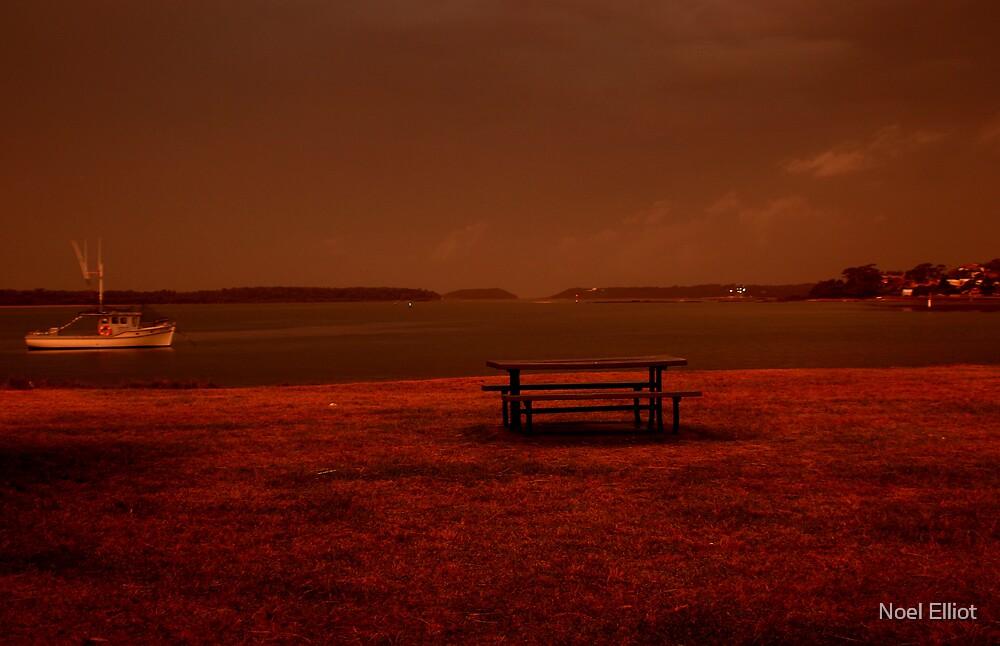 Greenwell Point #4 by Noel Elliot