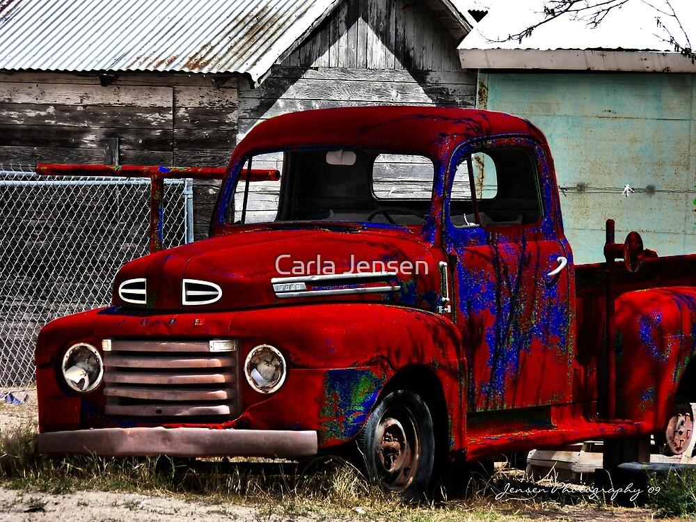 Big Red by Carla Jensen