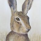 march hare by diane nicholson
