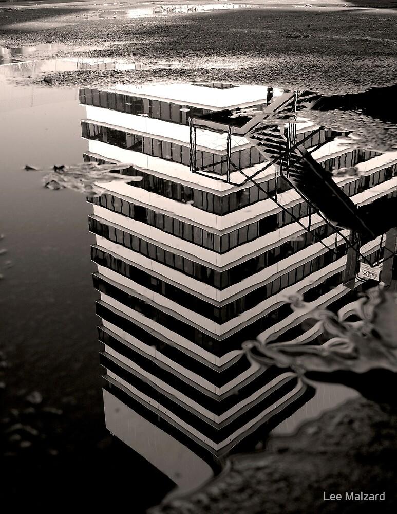 Refective Windows by Lee Malzard