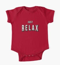 JUST RELAX One Piece - Short Sleeve