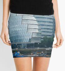 City Hall in London Mini Skirt