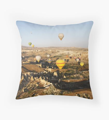 balloons #13 Throw Pillow