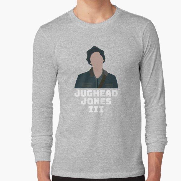 Jughead Jones III - white version Long Sleeve T-Shirt