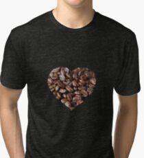 I Love Coffee! Tri-blend T-Shirt