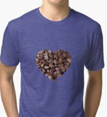 I Love Coffee! Tri-blend T-Shirt