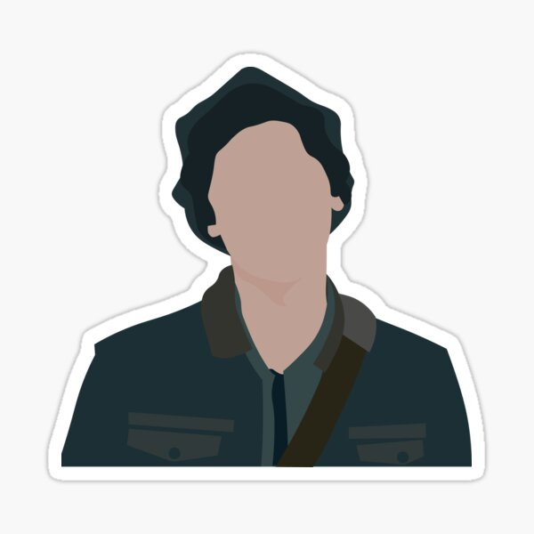 Jughead Jones III no writing Sticker