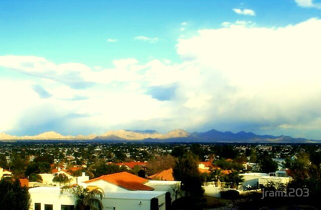 Live! from theArizona sun by jram1203