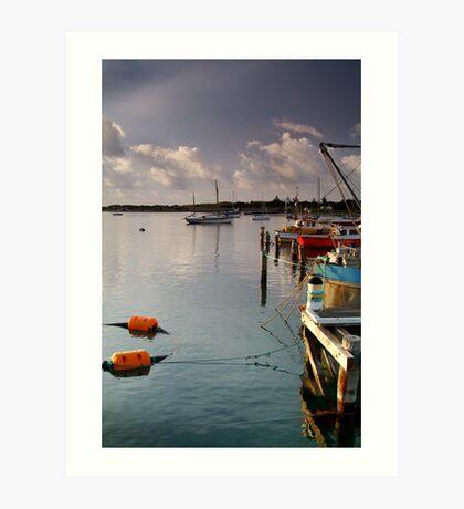 Apollo Bay,Great Ocean Rd Art Print