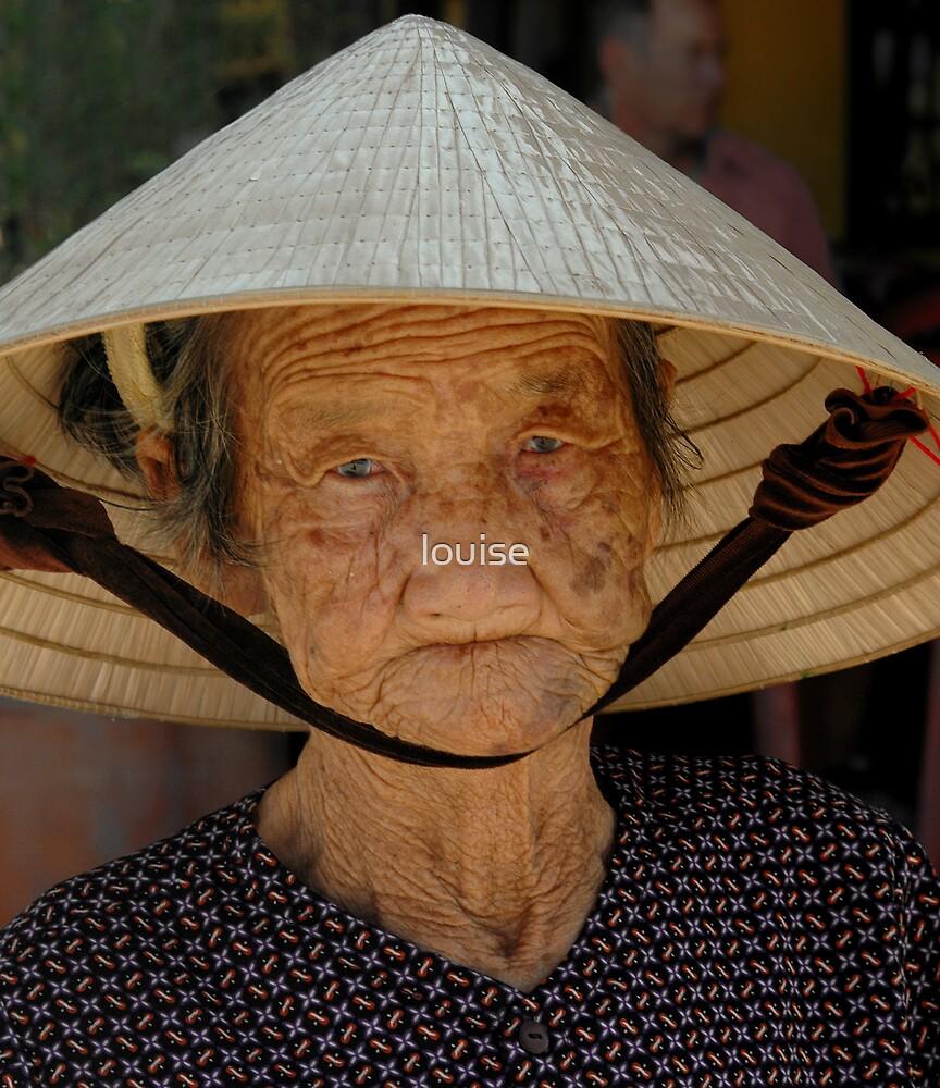 VIETNAMESE WOMAN by louise