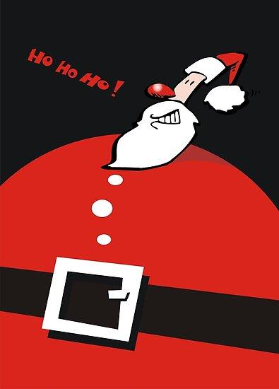 ho ho ho by Matt Mawson