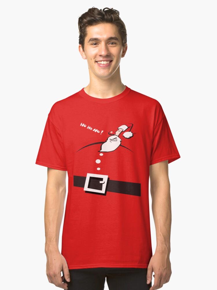 ho ho ho Classic T-Shirt Front