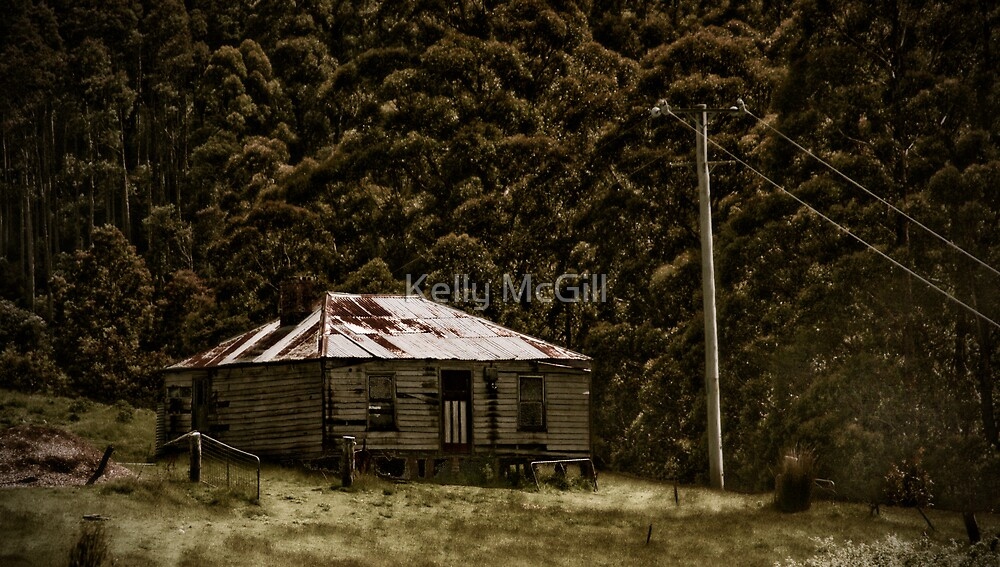 The Love Shack by Kelly McGill