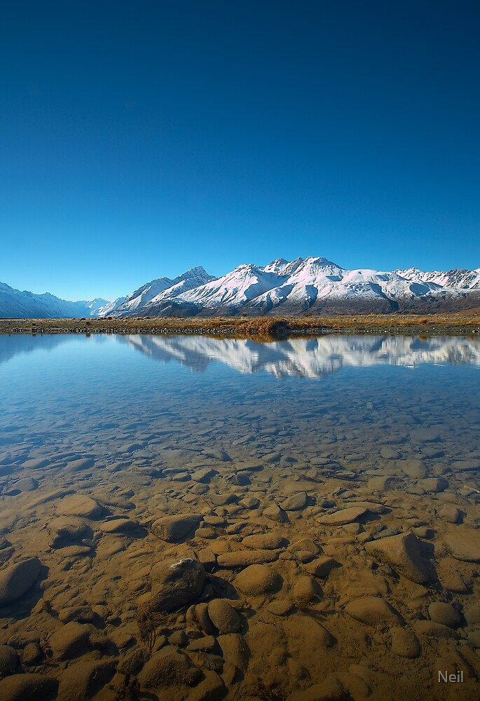 Aoraki Mt. Cook National Park by Neil