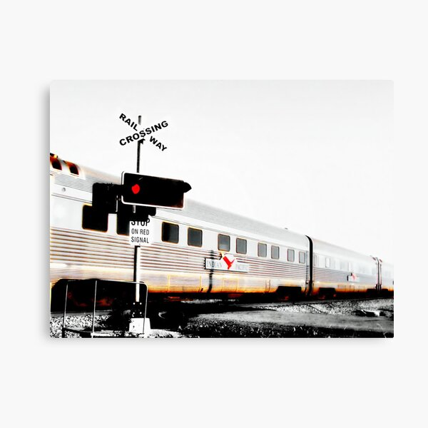 Indian Pacific Canvas Print