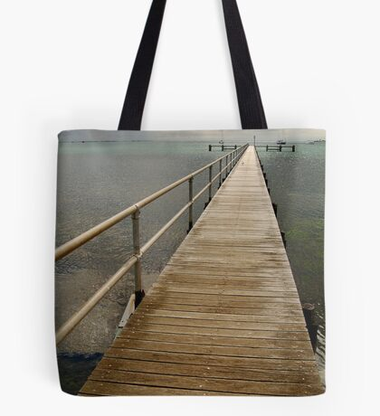 Jetty,Corio Bay Geelong Tote Bag