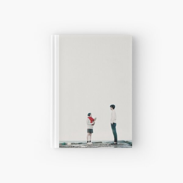 Goblin (Guardian) - Eun Tak & Kim Shin (First Time Meeting) Hardcover Journal