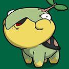 Chubby Tree Turtle by Aniforce