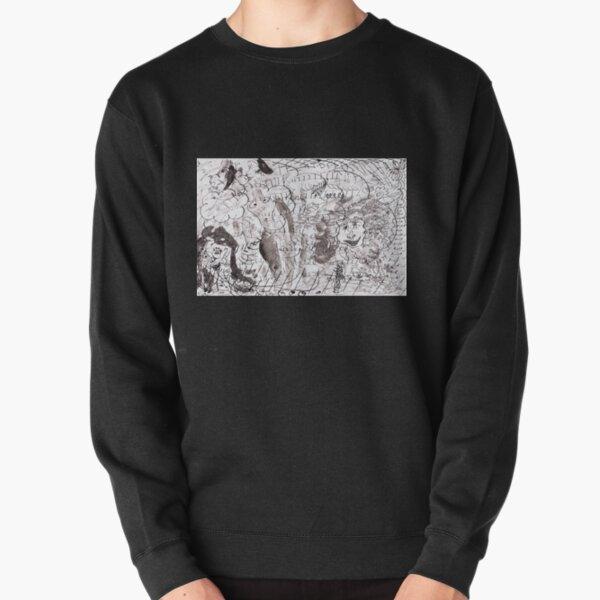 Girls Music Pullover Sweatshirt