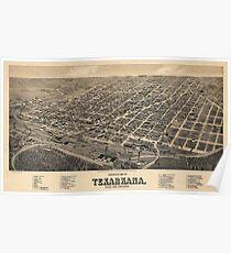 Texarcana 1888 Poster