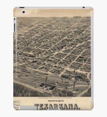Texarcana 1888 iPad Case/Skin