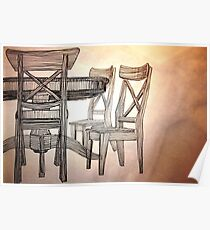 Chairs Poster